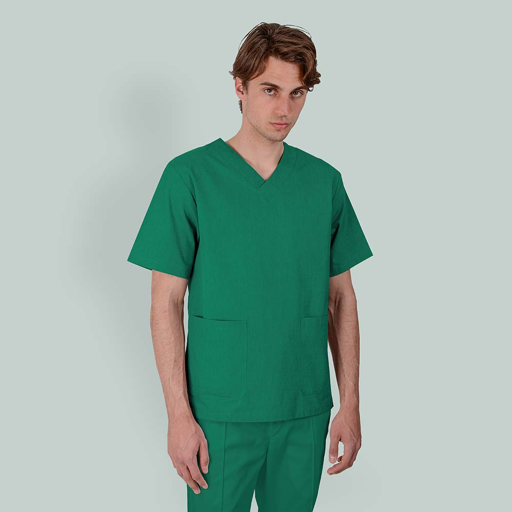 Medicinska odjeća, medicinske hlače, odjeća za radnike u medicini, antivirusna obrada.