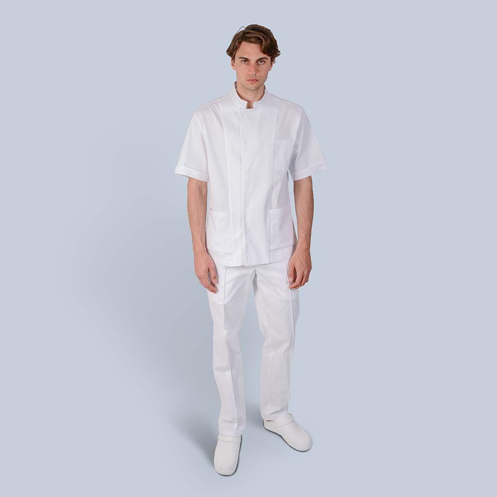 Medicinska odjeća, medicinska bluza, odjeća za radnike u medicini, antivirusna obrada.